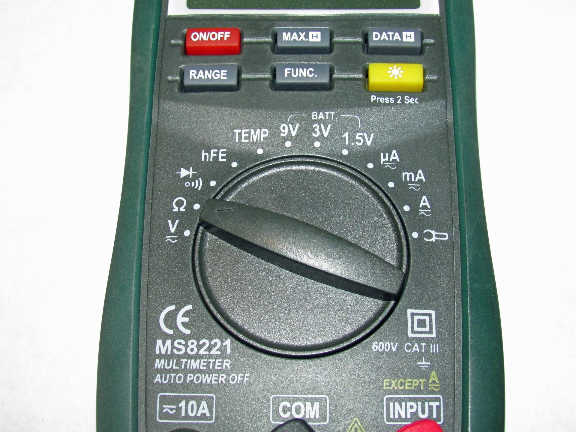 Auto Electric Instrument : Elektrischer leitwert und widerstand