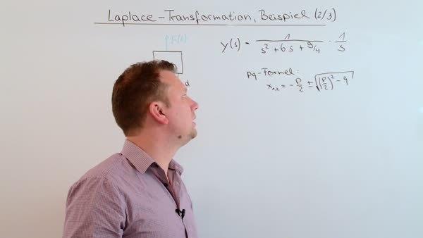 Anwendungsarten Der Laplace Transformation