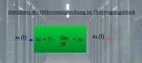 Differentialgleichung im �bertragungsblock