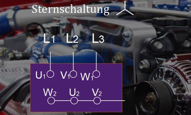 Strängeverkettung - Elektrotechnik - Online-Kurse