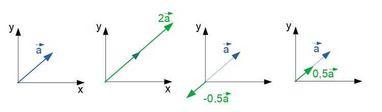 vektoren parallel